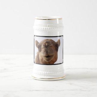 Chope À Bière Bière Stein de chameau