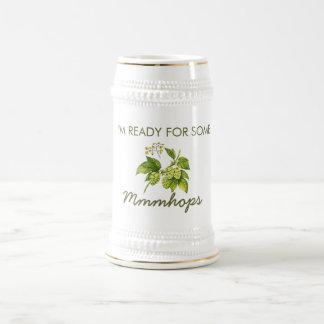 Chope À Bière Bière Stein de Mmmhops IPA