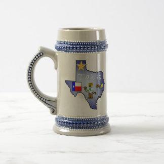 Chope À Bière Bière Stein du Texas