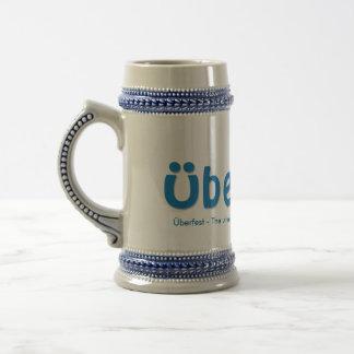 Chope À Bière Bière Stein d'Überfest