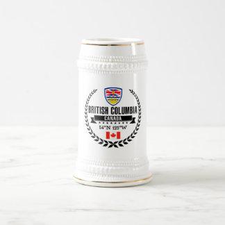 Chope À Bière Colombie-Britannique