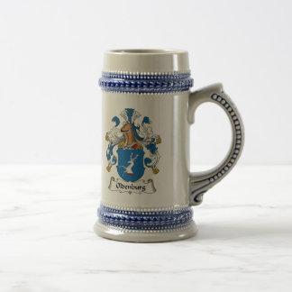 Chope À Bière Crête de famille d'Oldenbourg
