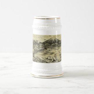 Chope À Bière Dinosaures