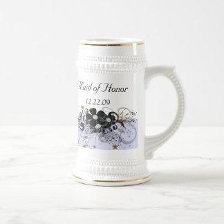 Chope À Bière Domestique d'honneur Stein