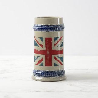 Chope À Bière Drapeau britannique