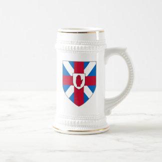 Chope À Bière Ecossais d'Ulster Stein