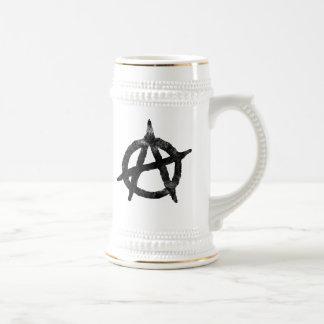 """Chope À Bière """"entourez"""" un symbole d'anarchie"""