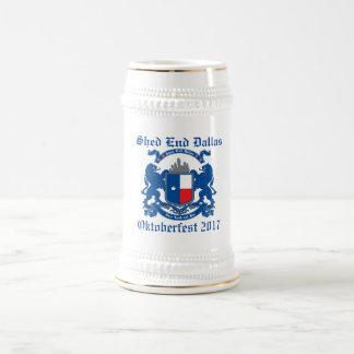 Chope À Bière Extrémité Dallas Oktoberfest de hangar Stein 2017