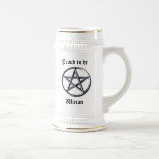 Chope À Bière Fierté de Wiccan