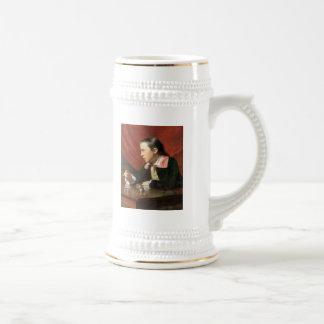 Chope À Bière Garçon avec un écureuil, par John Singleton Copley