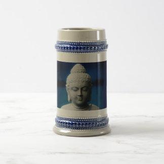 Chope À Bière Gautama Buddha a éclairé un