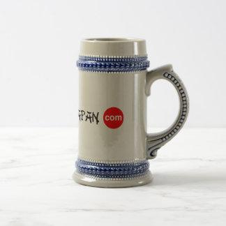 Chope À Bière Grand voyage vers le Japon Stein
