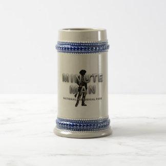 Chope À Bière Homme minuscule d'ABH