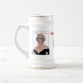 Chope À Bière HRH Noël de princesse de Galles