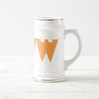 Chope À Bière Jaune