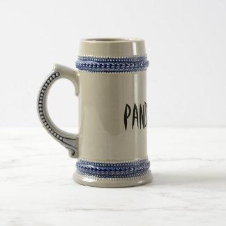 Chope À Bière Jus Stein de panda