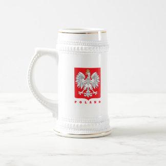 Chope À Bière Kielbasa polonais 2 côtés