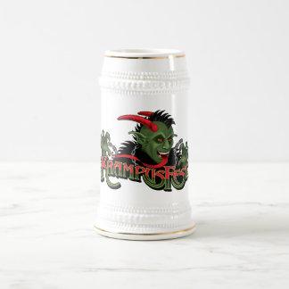 Chope À Bière Krampus de fête Stein