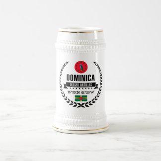 Chope À Bière La Dominique