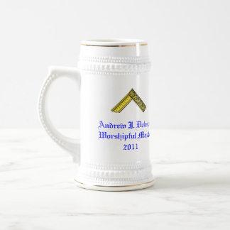 Chope À Bière Le cadeau adorable Stein du maître