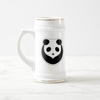 Chope À Bière Le panda puissant