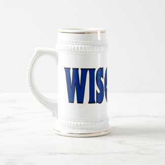 Chope À Bière Le Wisconsin Stein