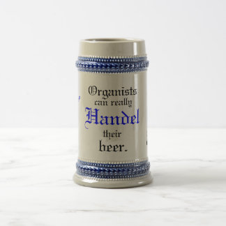 Chope À Bière Les organistes mettent en boîte vraiment Handel