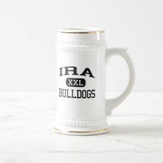Chope À Bière L'IRA - Bouledogues - lycée de l'IRA - l'IRA le
