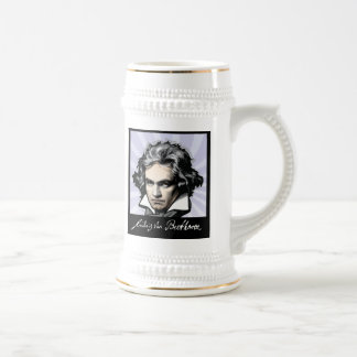 Chope À Bière Ludwig van Beethoven