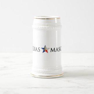 Chope À Bière Maçon Stein du Texas