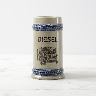Chope À Bière Mercedes diesel Stein
