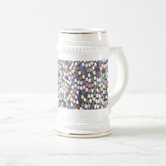 Chope À Bière Modèle d'étincelle de confettis des PLUS BAS PRIX