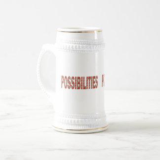 Chope À Bière POSSIBILITÉS : La sagesse exprime le mentor