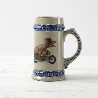 Chope À Bière Rex de moto-tyrannosaurus-t de rex de T -