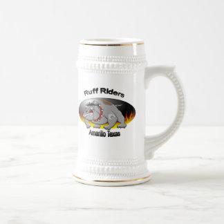 Chope À Bière Ruffriders d'Amarillo Stein