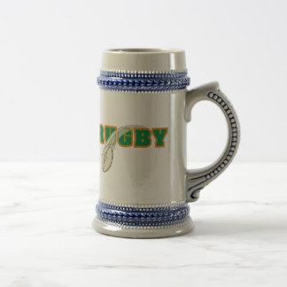 Chope À Bière Rugby