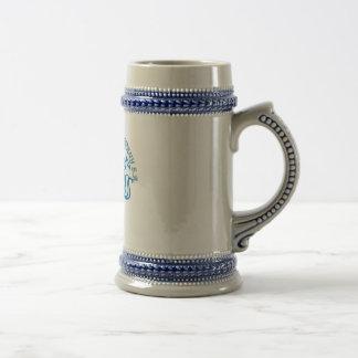 Chope À Bière stein de 22 onces