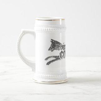 Chope À Bière Stein de la main