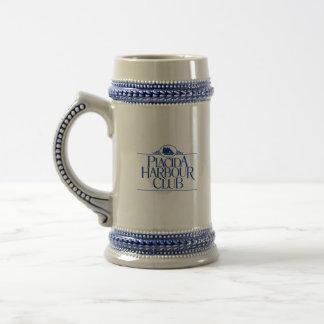 Chope À Bière Stein gris/bleu