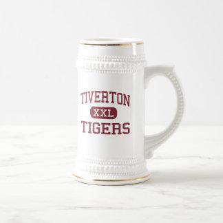 Chope À Bière Tiverton - tigres - haut - Tiverton Île de Rhode