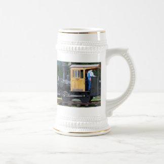 Chope À Bière Train de vapeur