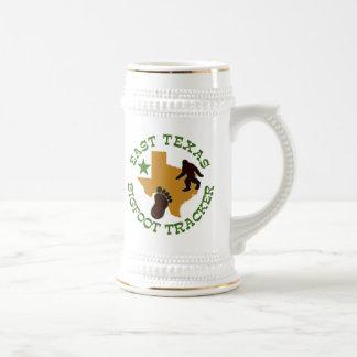 Chope À Bière Traqueur est du Texas Bigfoot