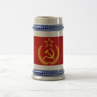 Chope À Bière Union Soviétique Stein