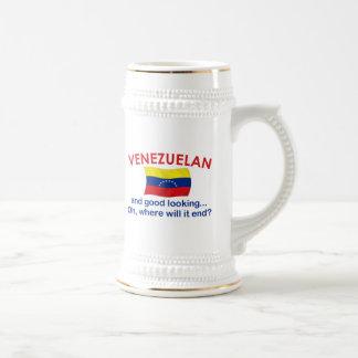 Chope À Bière Vénézuélien beau