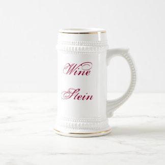 Chope À Bière Vin Stein