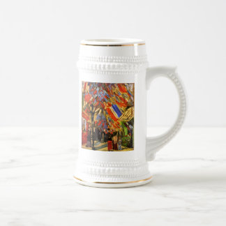 Chope À Bière Vincent van Gogh - 14ème de la célébration de