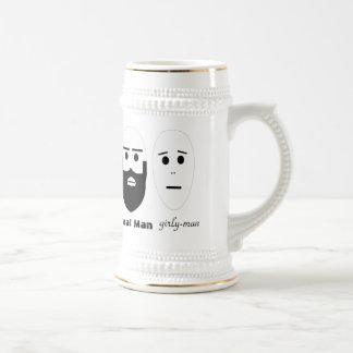 Chope À Bière Vrai homme