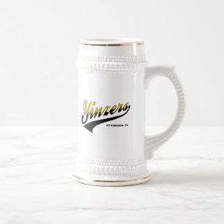 Chope À Bière Yinzers
