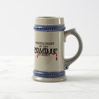 Chope À Bière Zombi de radiologue