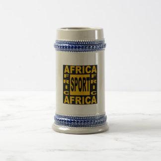 CHOPE  AFRICA  SPORT